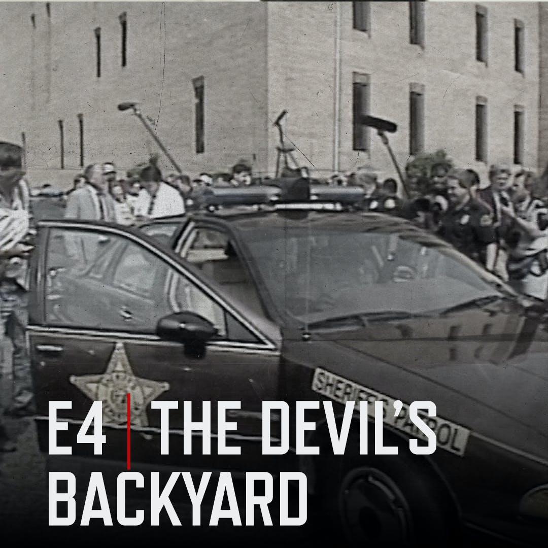 E4 The Devil's Backyard