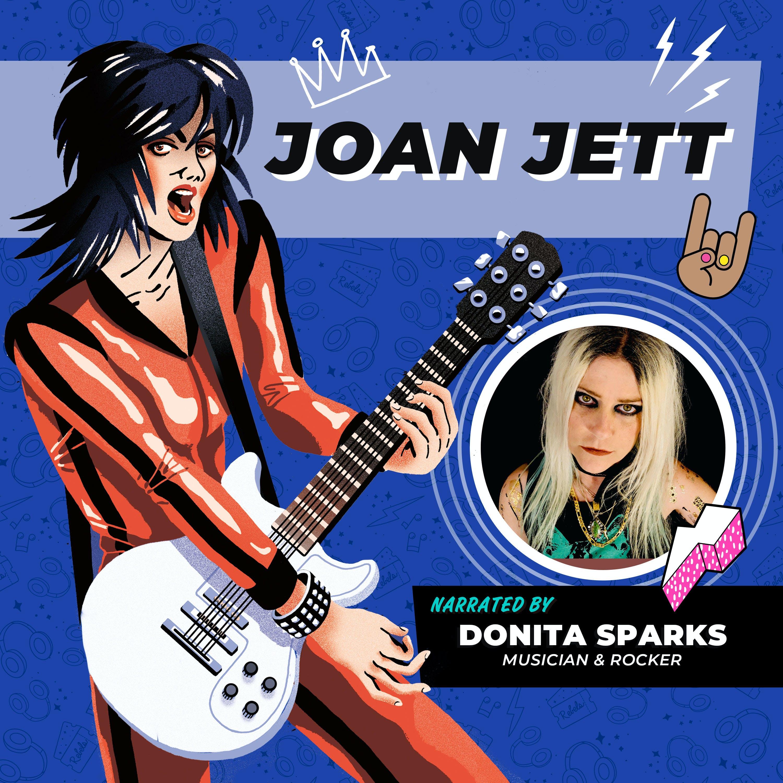 Joan Jett Read By Donita Sparks
