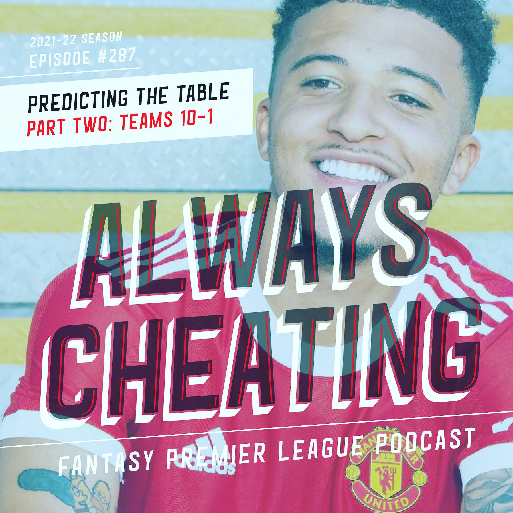 Predicting the Premier League Table: Teams 10 to 1 (FPL Team Previews)