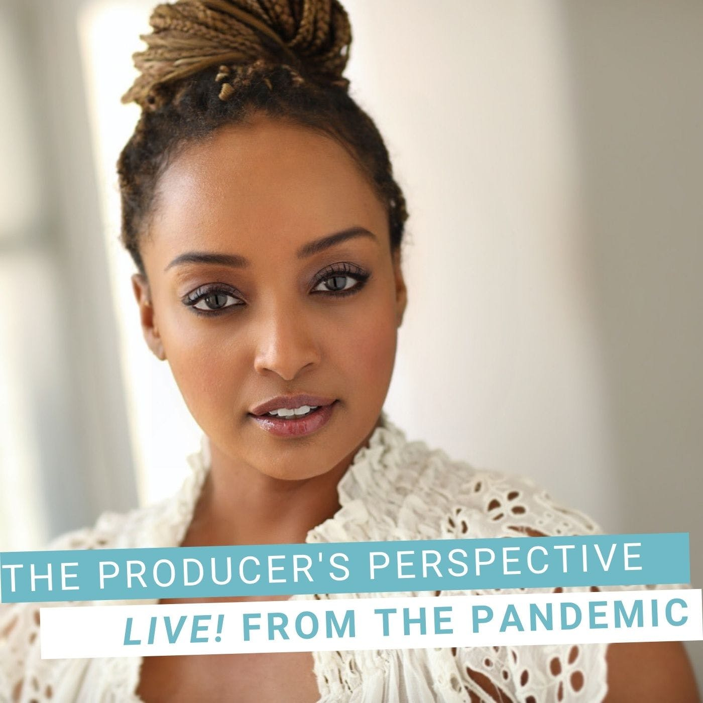 Live From The Pandemic #10: ASMERET GHEBREMICHAEL