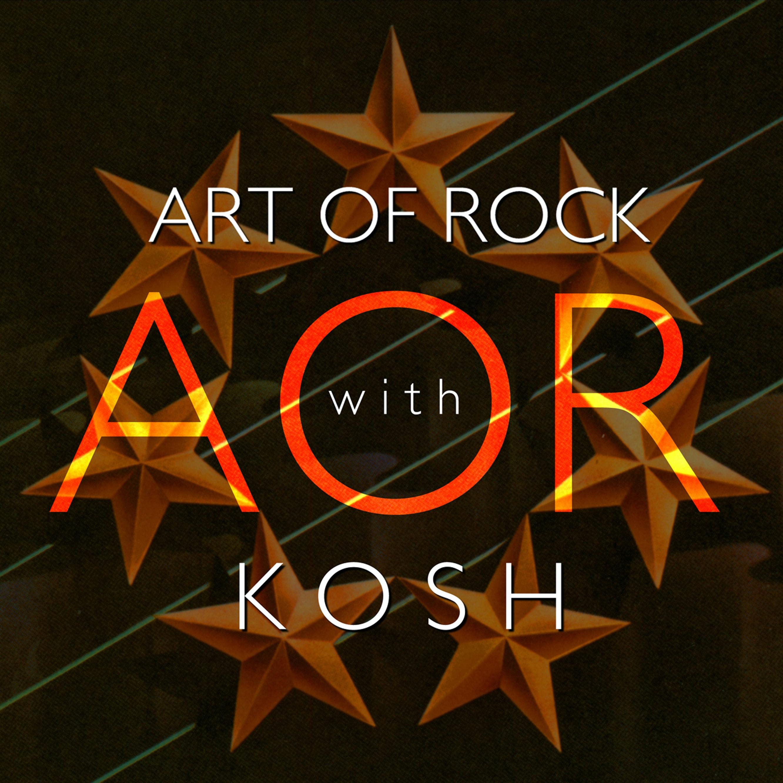 EP 09 - Art of Rock with Kosh & Friends: Glen Wexler by Art of Rock with Kosh & Friends
