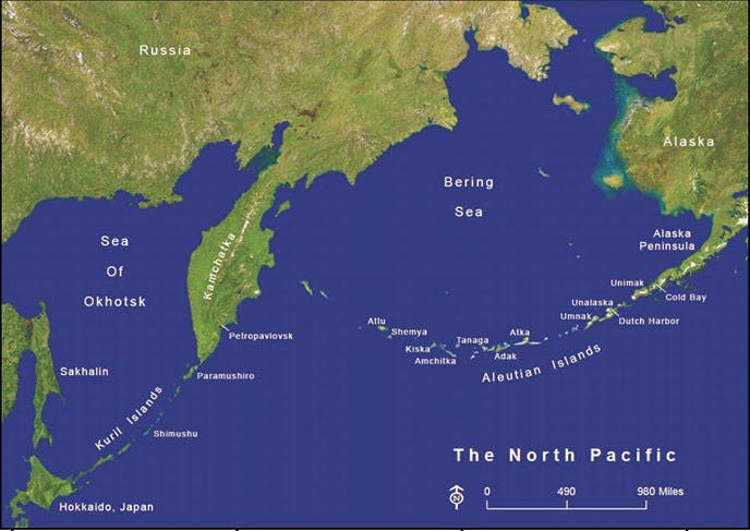 Episode 243-The Aleutian Islands Campaign