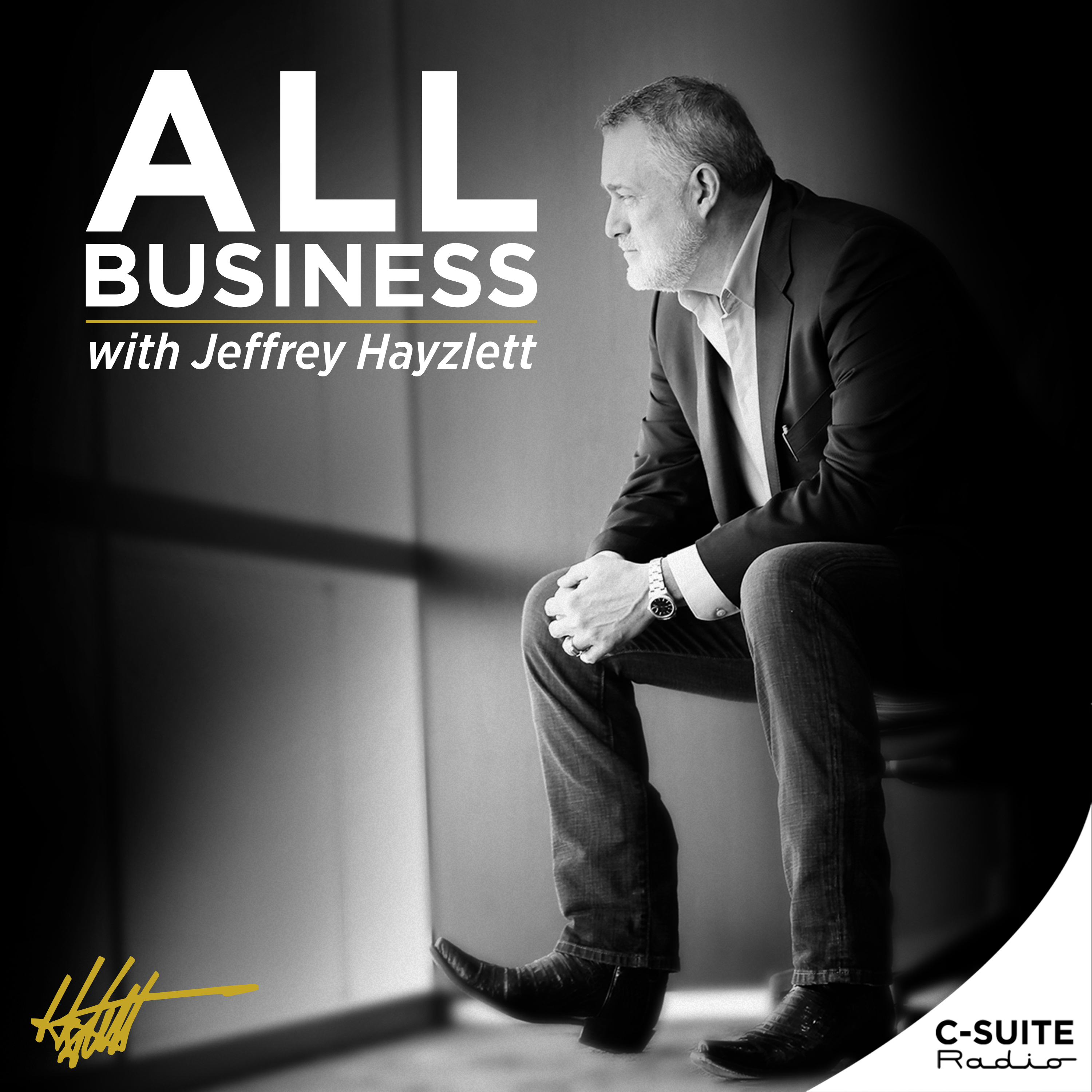 All Business With Jeffrey Hayzlett
