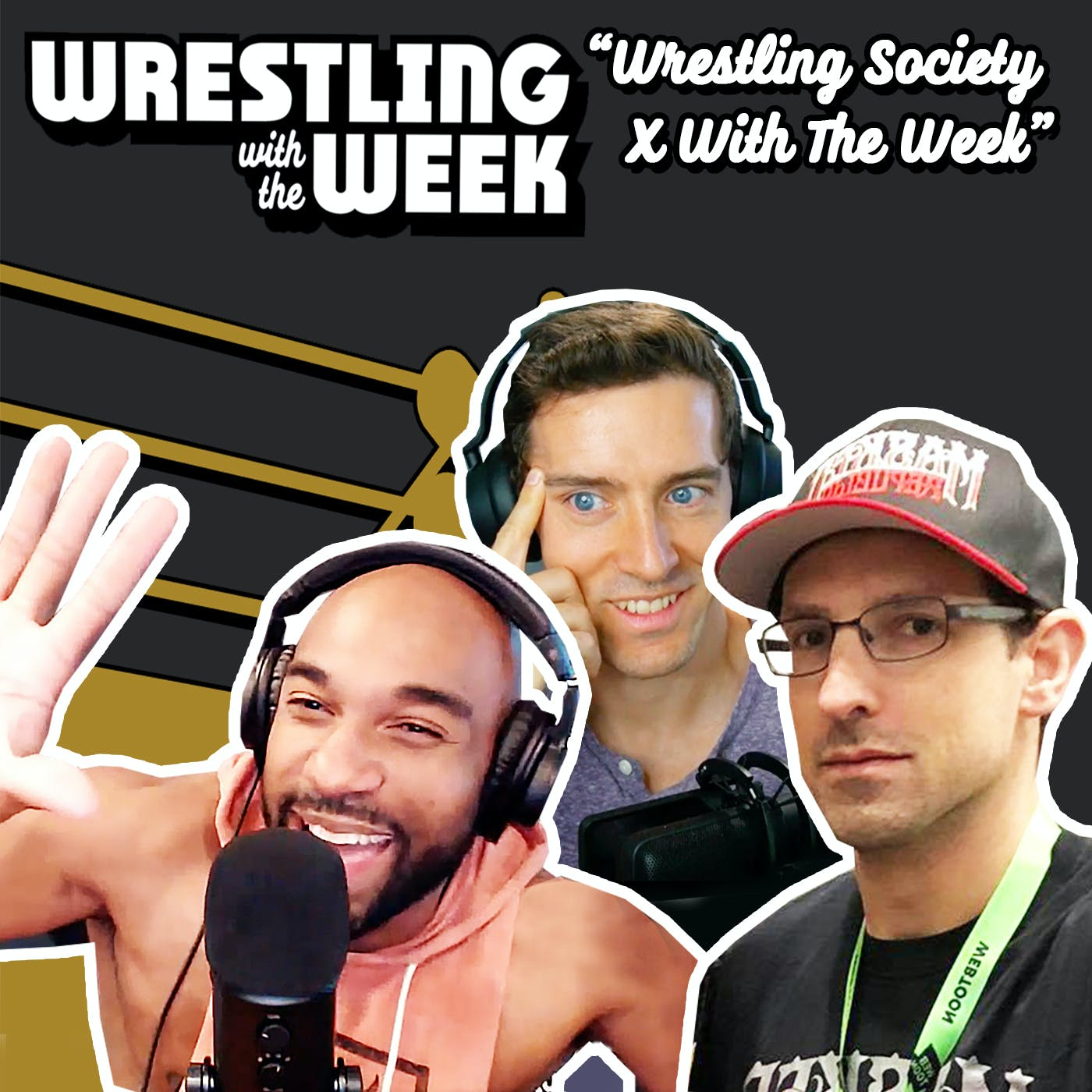 Wrestling Society X With The Week