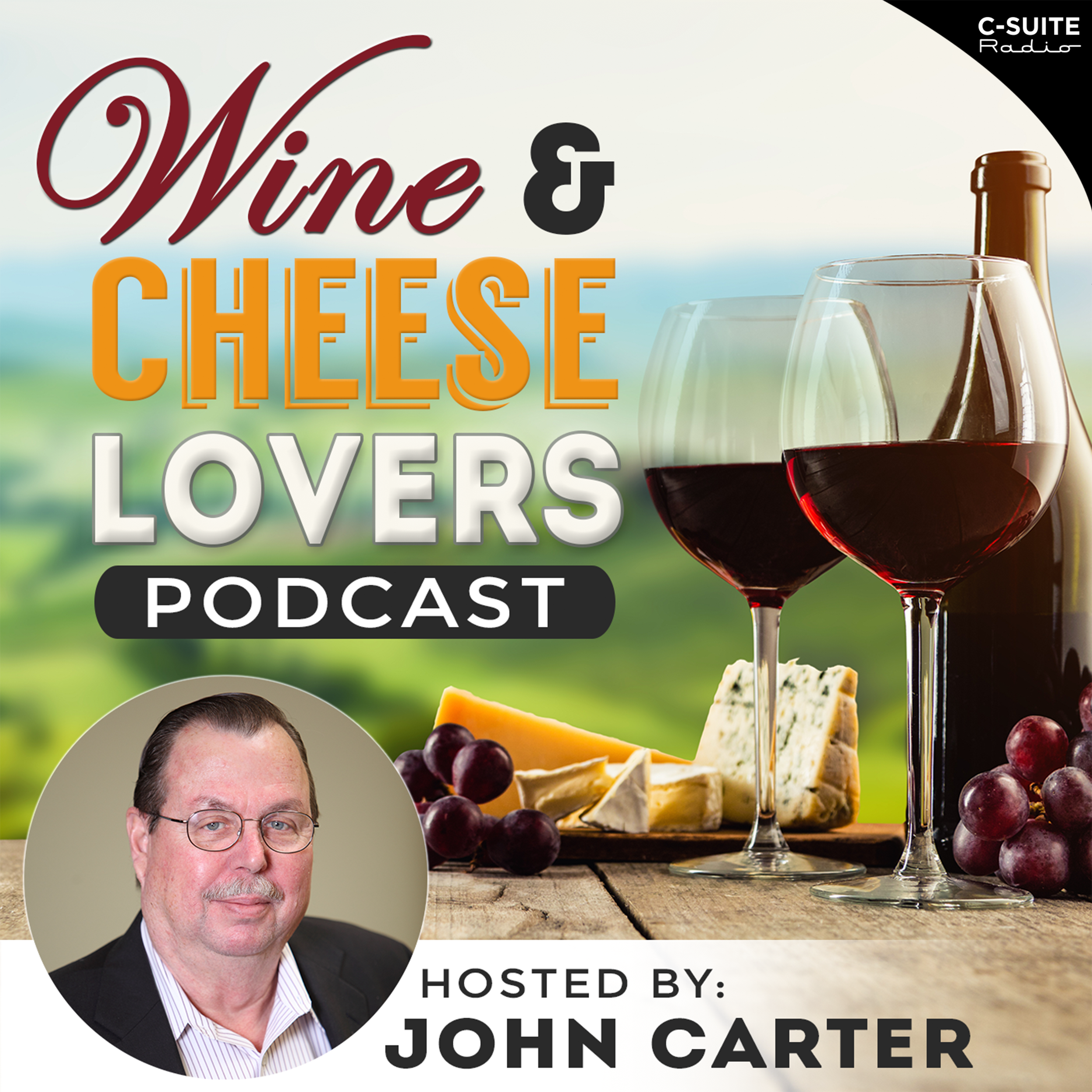 Wine and Cheese Lovers Podcast