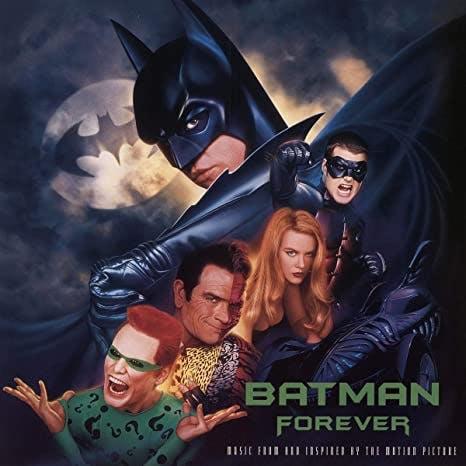 Batman Forever (w/Francis Rizzo III)