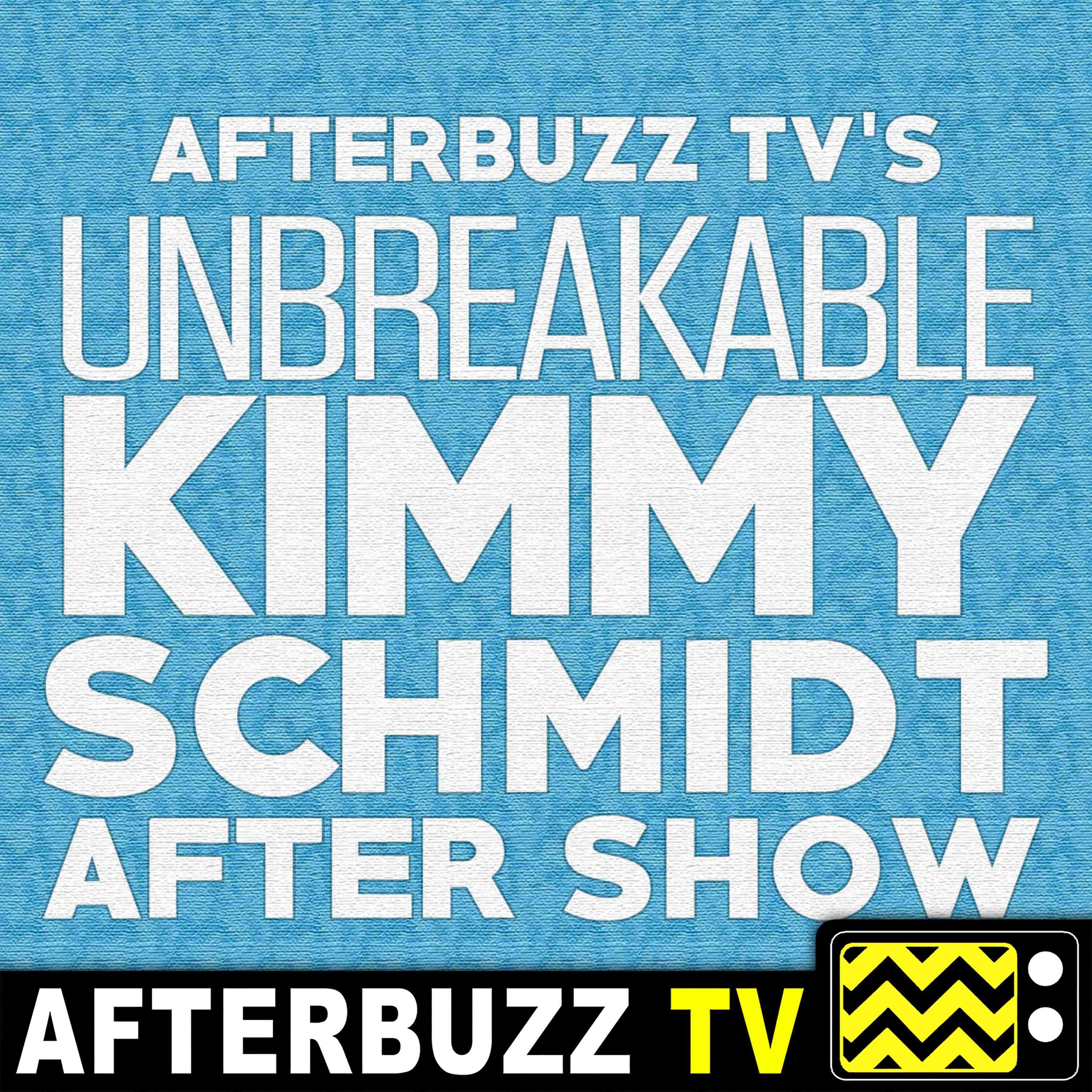 Unbreakable Kimmy Schmidt S:3 | Kimmy Goes to Church!; Kimmy Pulls Off a Heist! E:9 & E:10 | AfterBuzz TV AfterShow