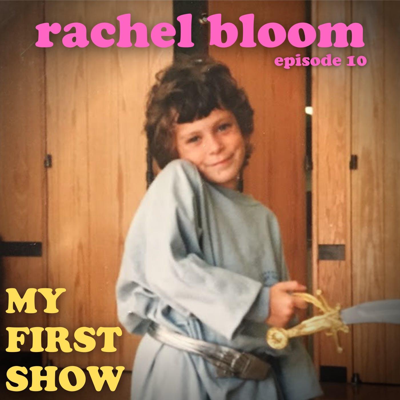 S1/Ep10: Rachel Bloom