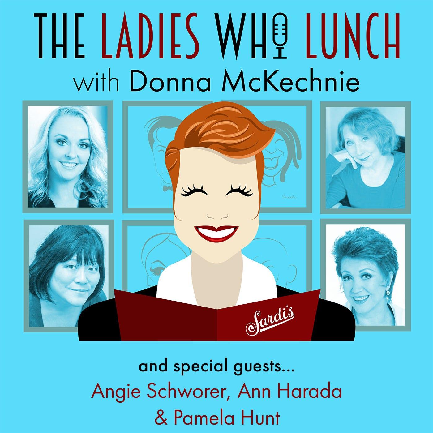 #4 - Angie Schworer, Ann Harada, and Pamela Hunt