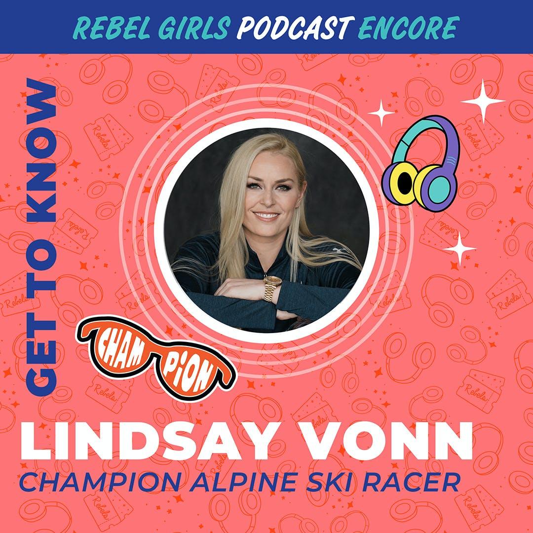 Get to Know Lindsey Vonn
