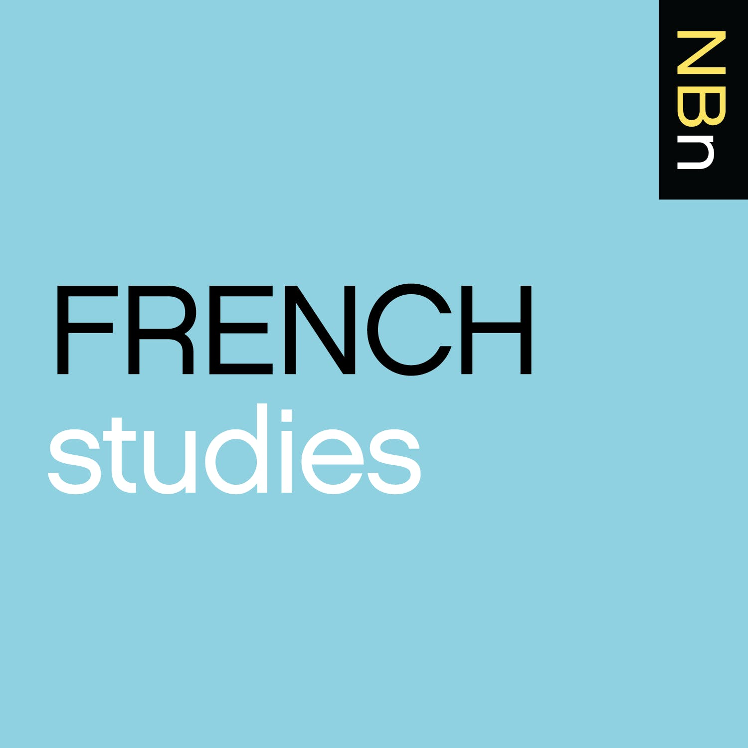Premium Ad-Free: New Books in French Studies podcast tile
