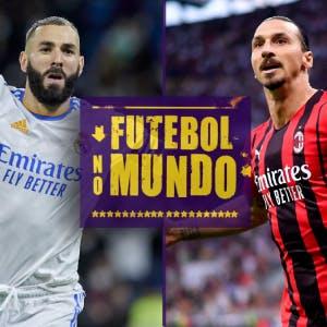 Futebol no Mundo #40: Liga EUA-México, Benzema estrela de LaLiga e ótimo início do Milan