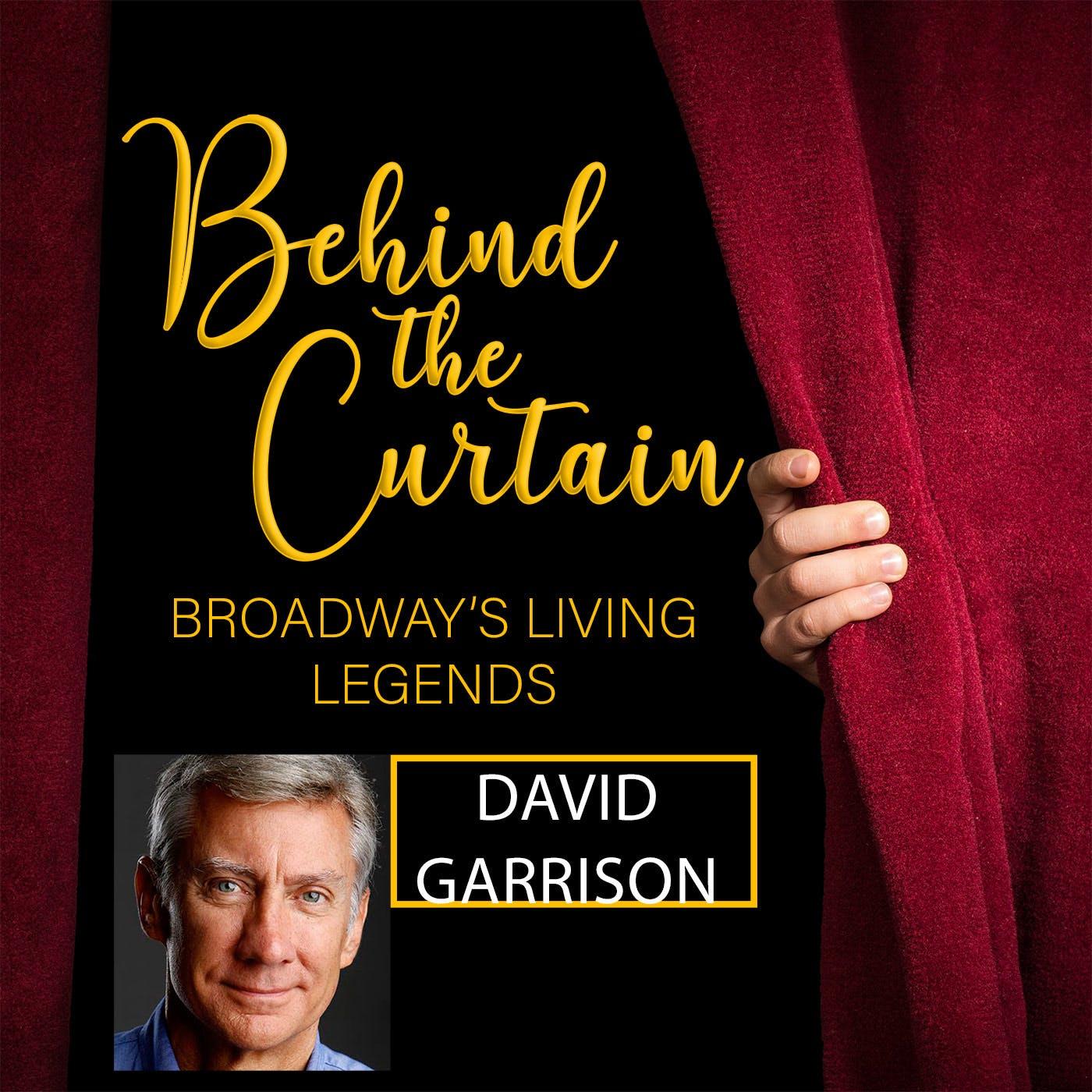 #259 DAVID GARRISON, Actor