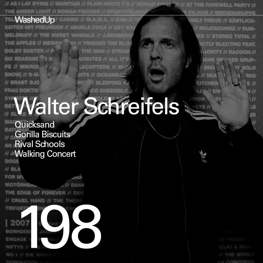 #198 - Walter Schreifels