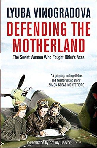 Episode 220-An Interview with Lyuba Vinogradova: Defending the Motherland