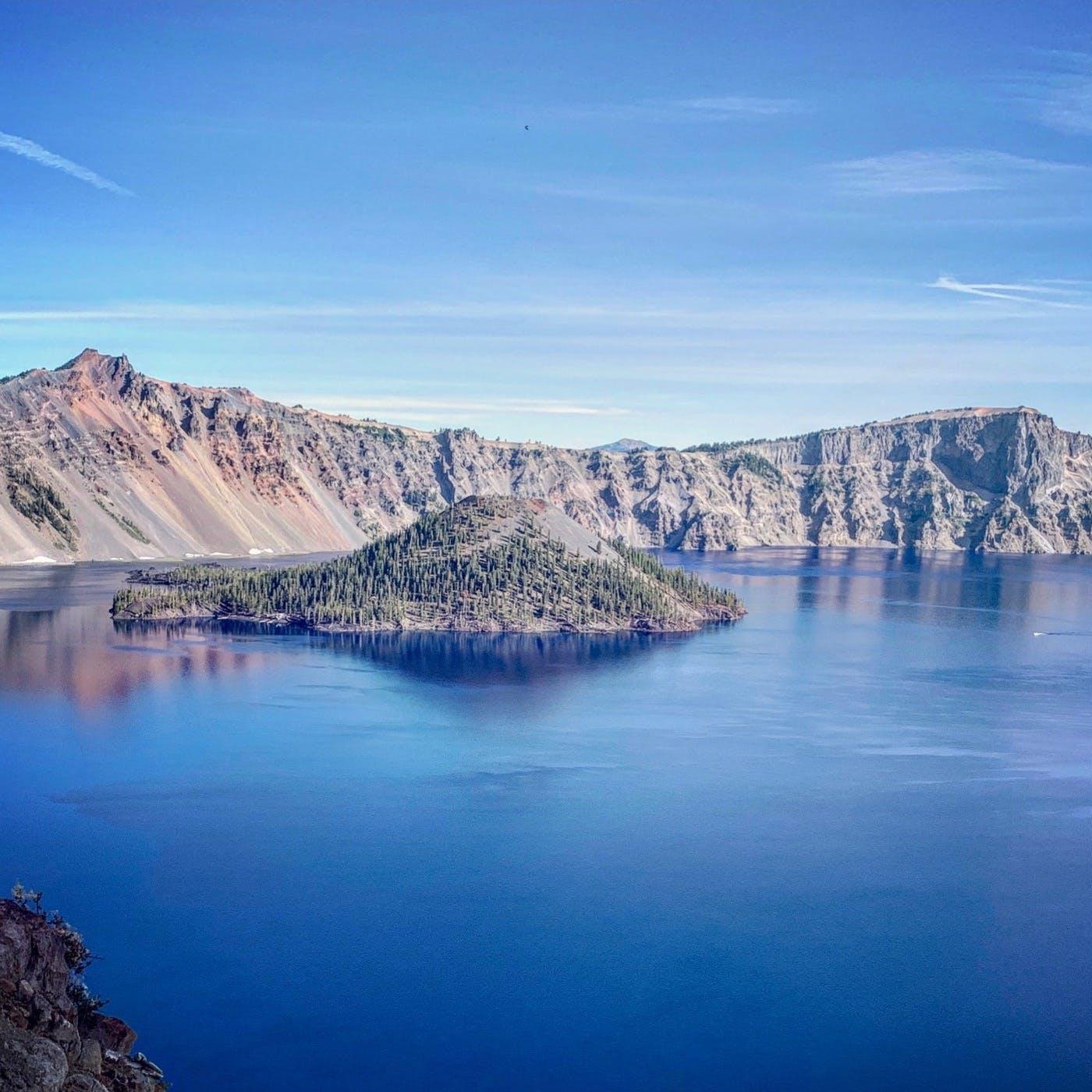 42 Crater Lake National Park
