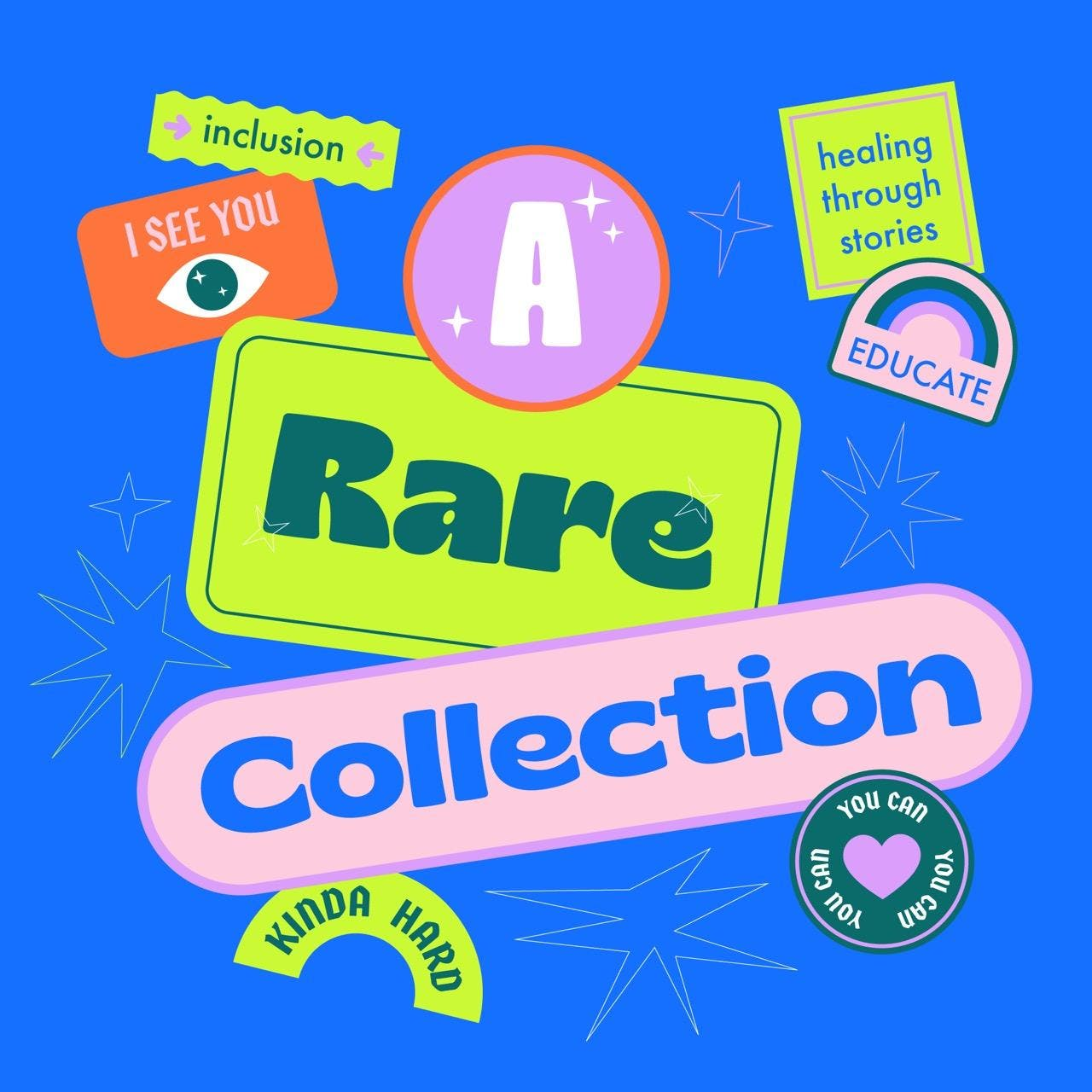 A Rare Collection – Rare Disease Storytelling with Kyle Bryant, Jennifer Siedman, Liz Morris and Ashley Fortney Point