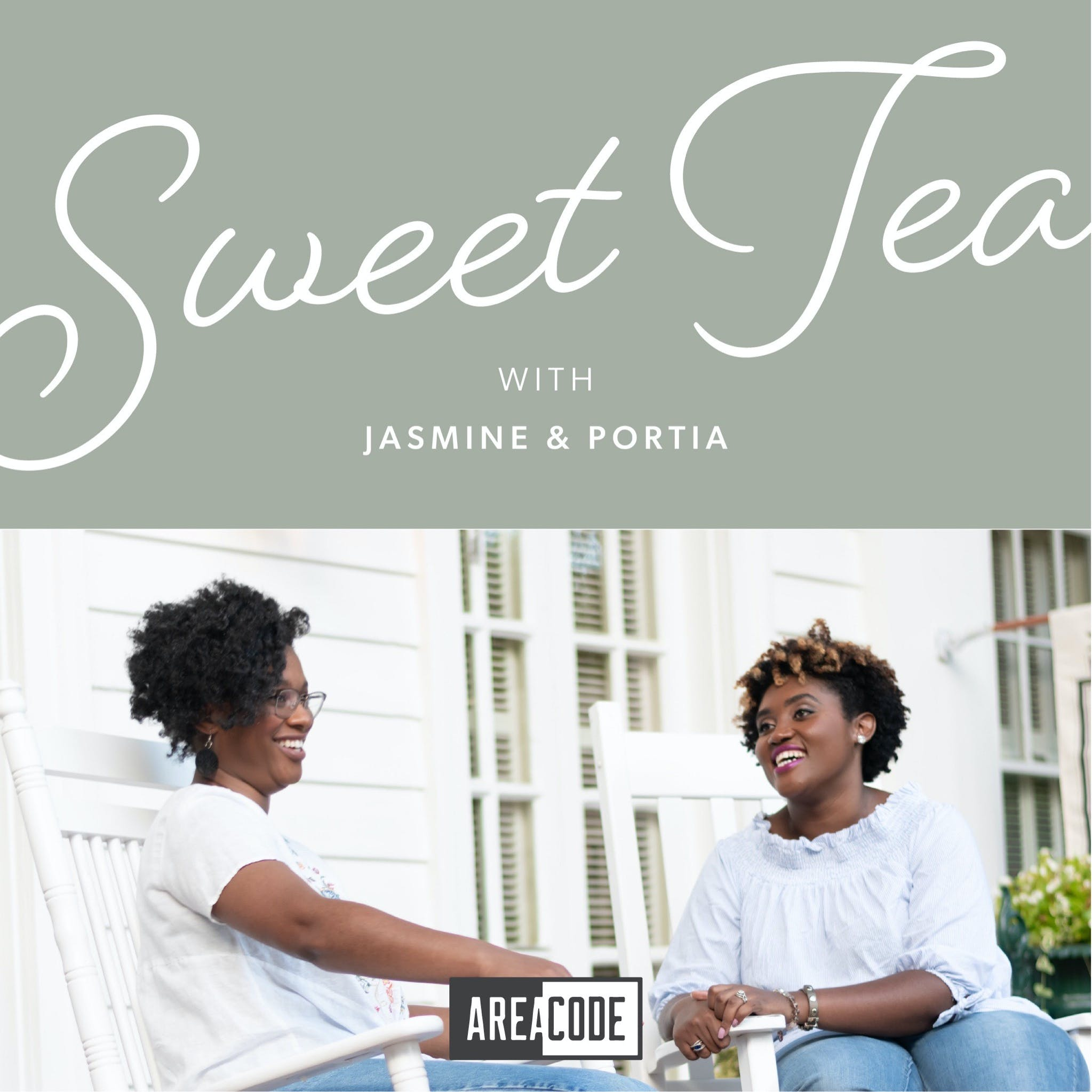 Sweet Tea with Jasmine and Portia