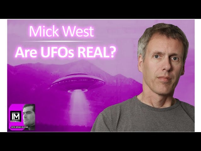 Mick West: Are UFO's here?