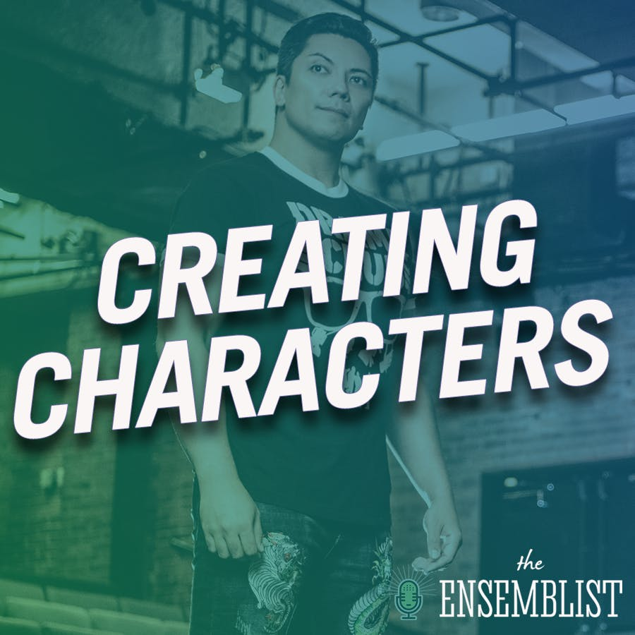#297 - Creating Characters (Soft Power - feat. Jon Hoche)