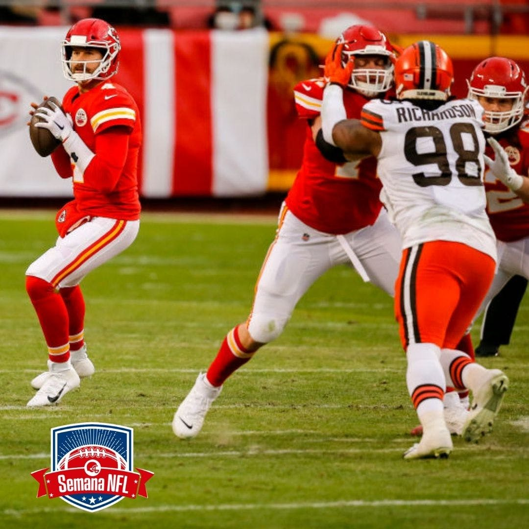 FELIZ ANO NOVO! Semana NFL #18 no ar com as prévias dos jogos de maior destaque da abertura da temporada