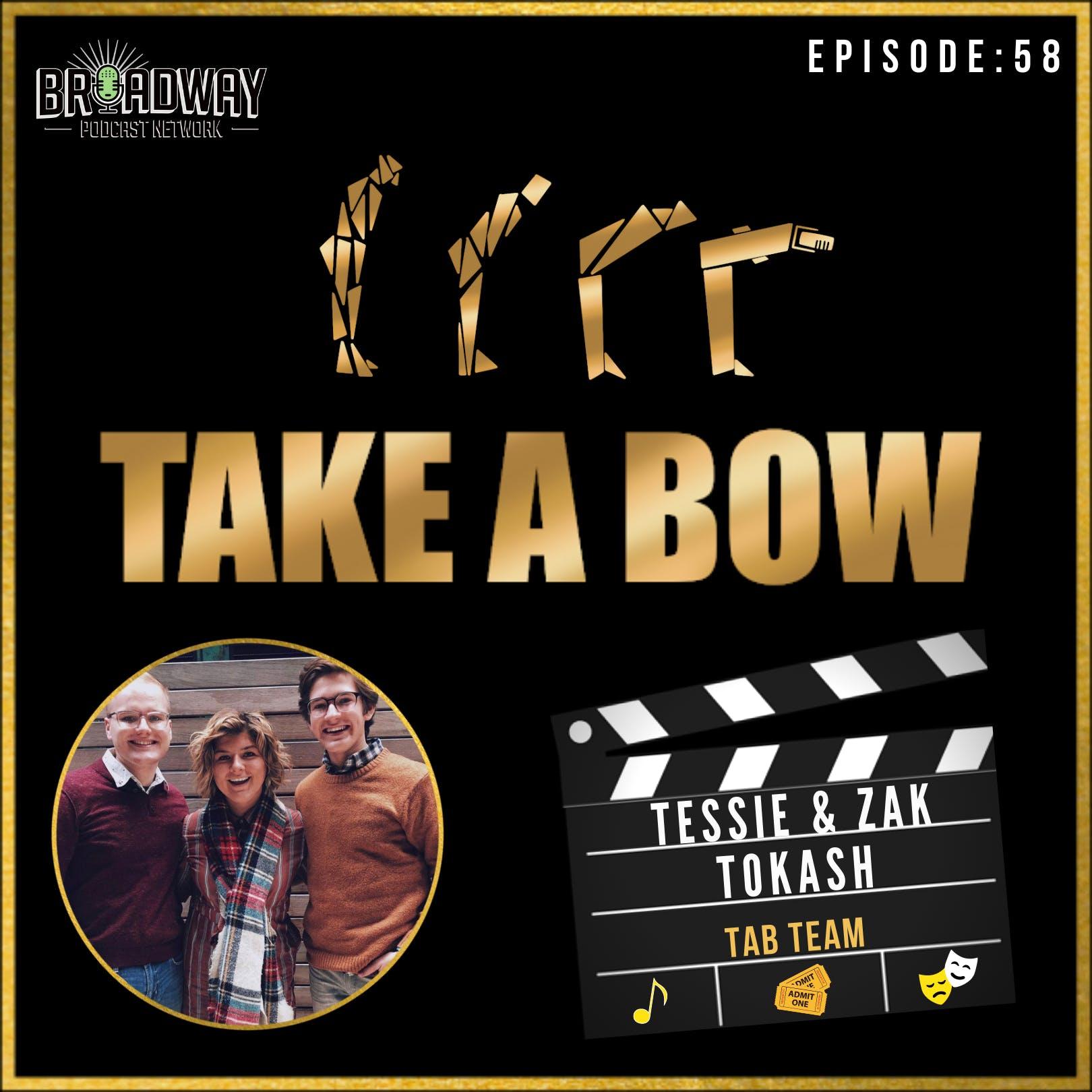 #58 - What It Takes To Take A Bow