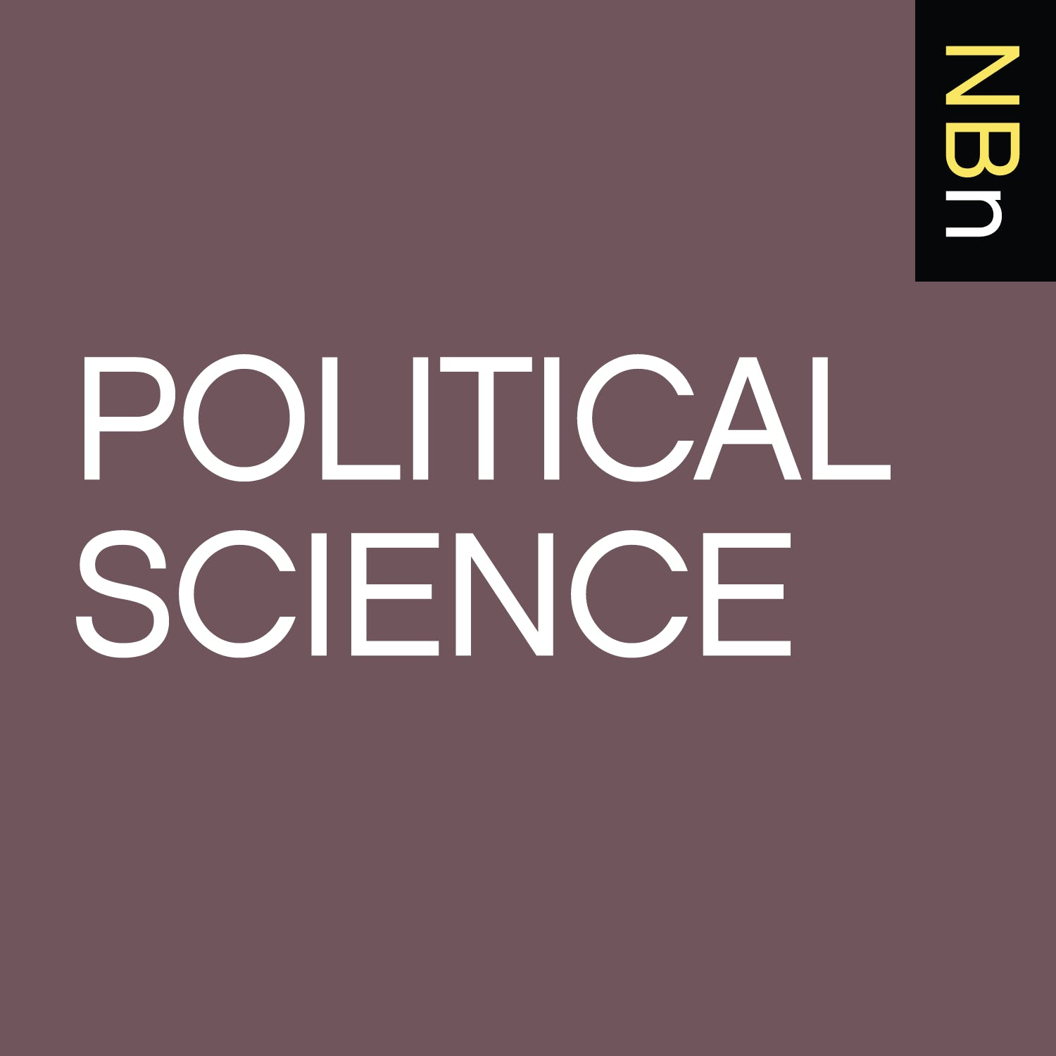 Premium Ad-Free: New Books in Political Science podcast tile
