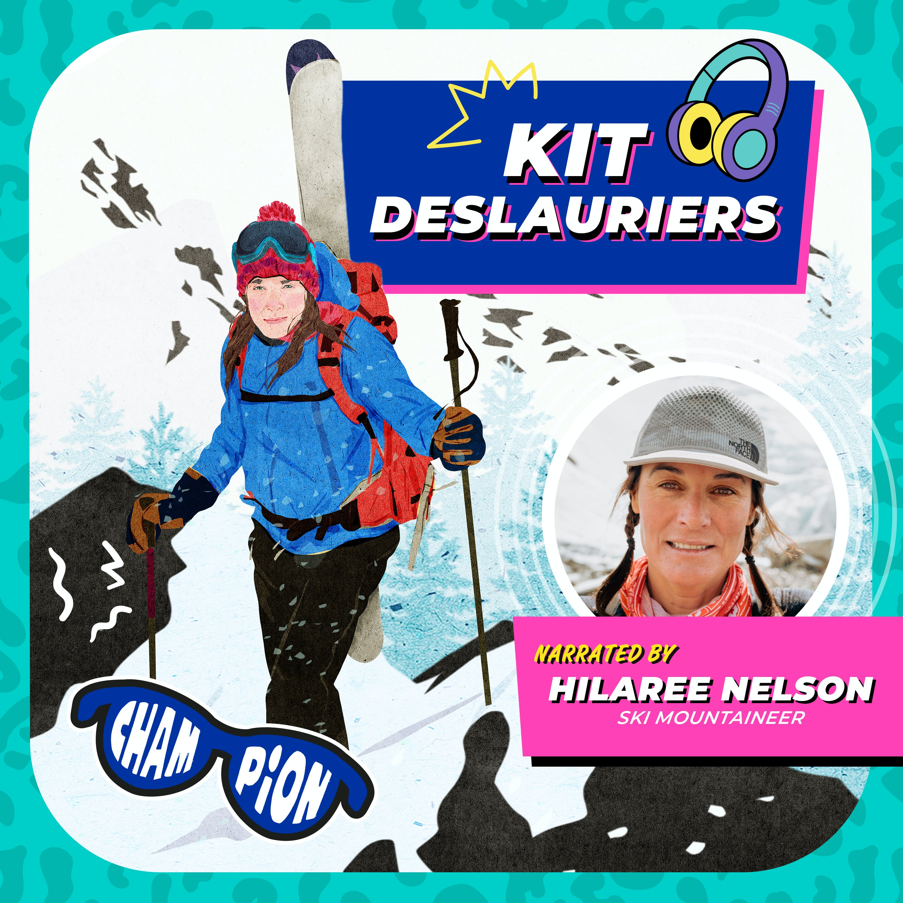 Kit DesLauriers Read By Hilaree Nelson