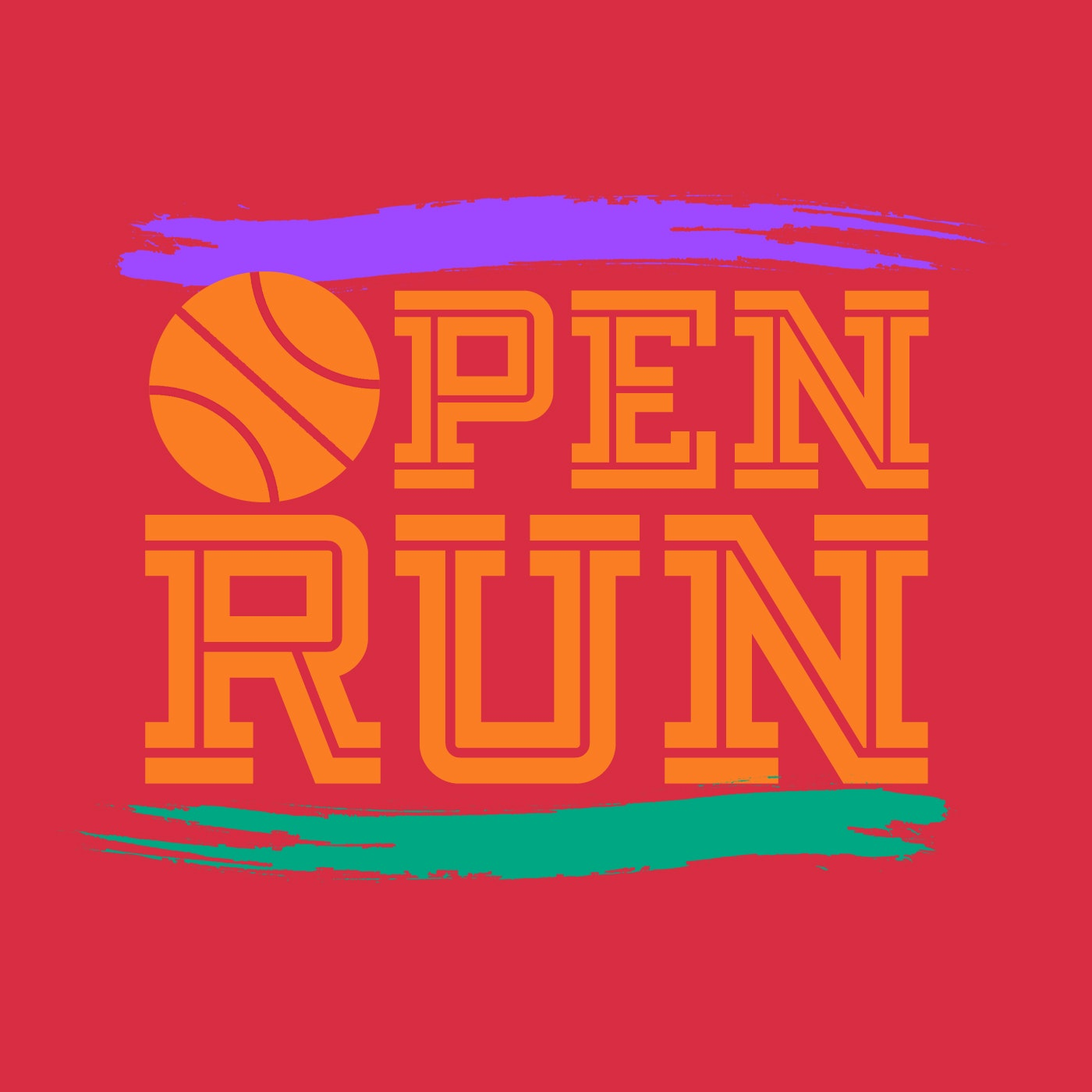 Open Run