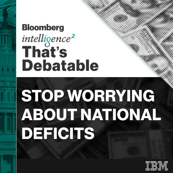 #187 - Should We Stop Worrying About National Deficits?