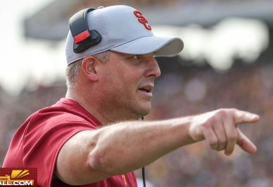 Family Feud: Clay Helton, Holiday Bowl & Recruiting