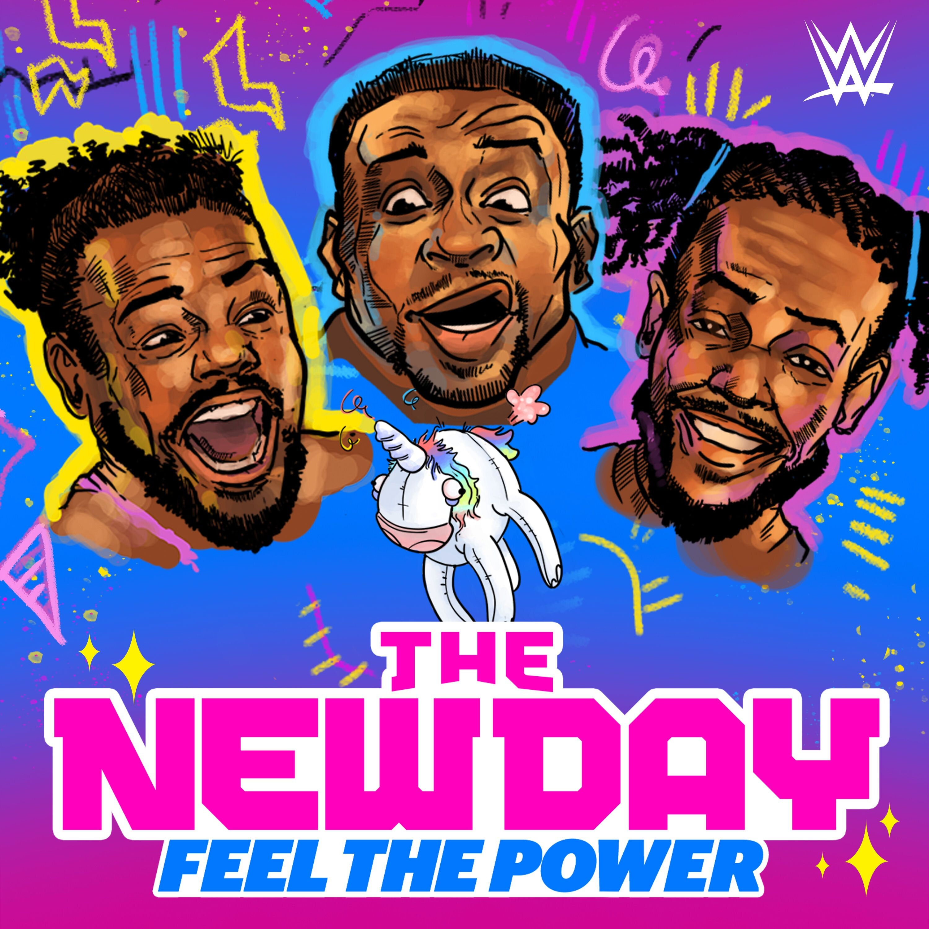 The New Day: Feel the Power podcast