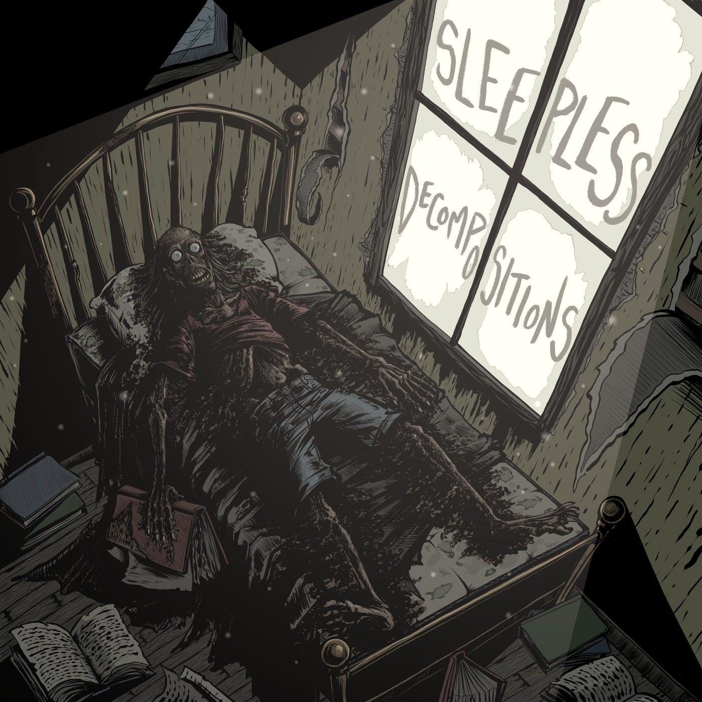 NoSleep Podcast - Sleepless Decompositions Vol. 5
