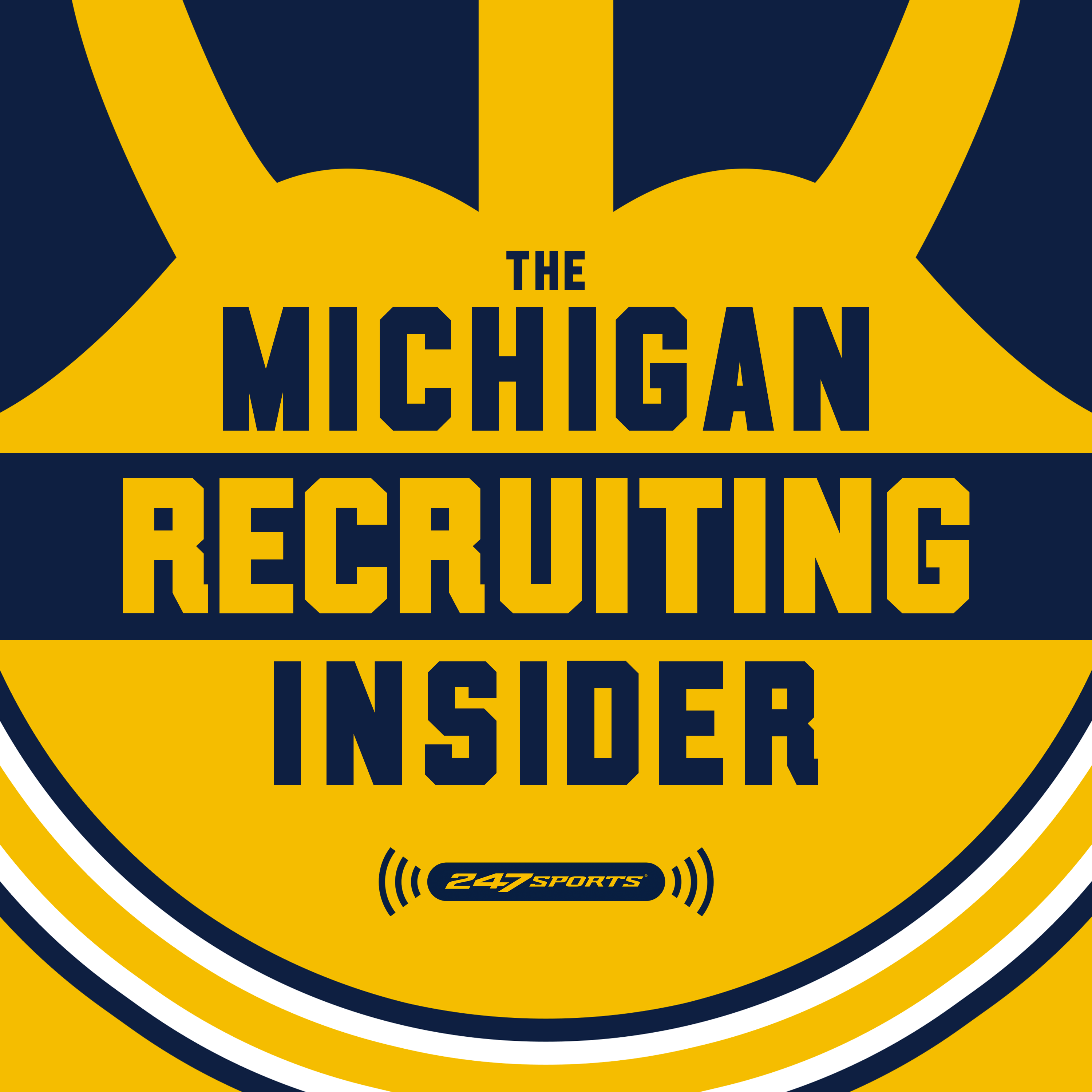 Flipping Branden Jennings, Jaden McBurrows Shows Out, & U-M's Strong Standing with Top247 DE Justice Finkley - Michigan Recruiting Insider
