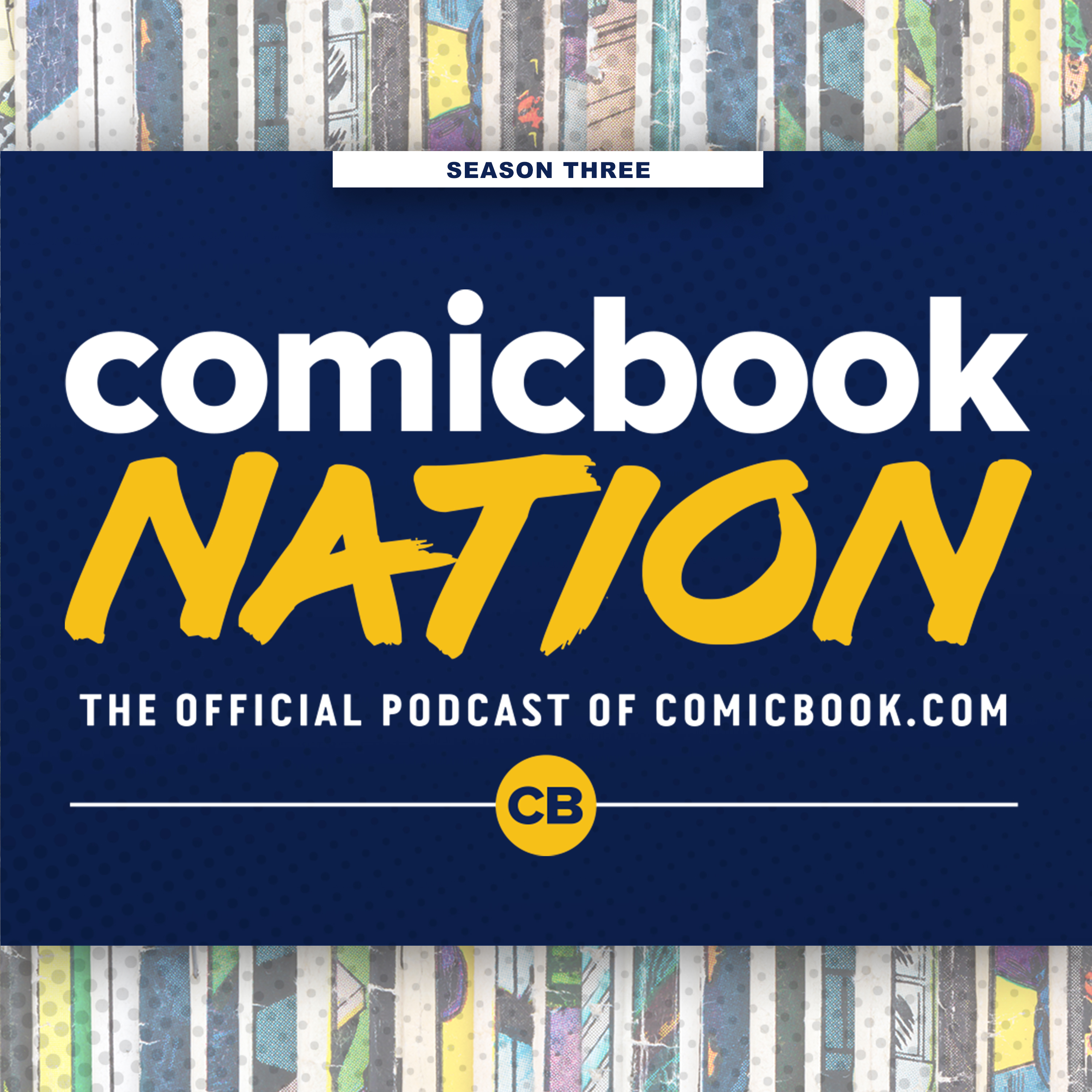 Call to action graphic for ComicBook Nation