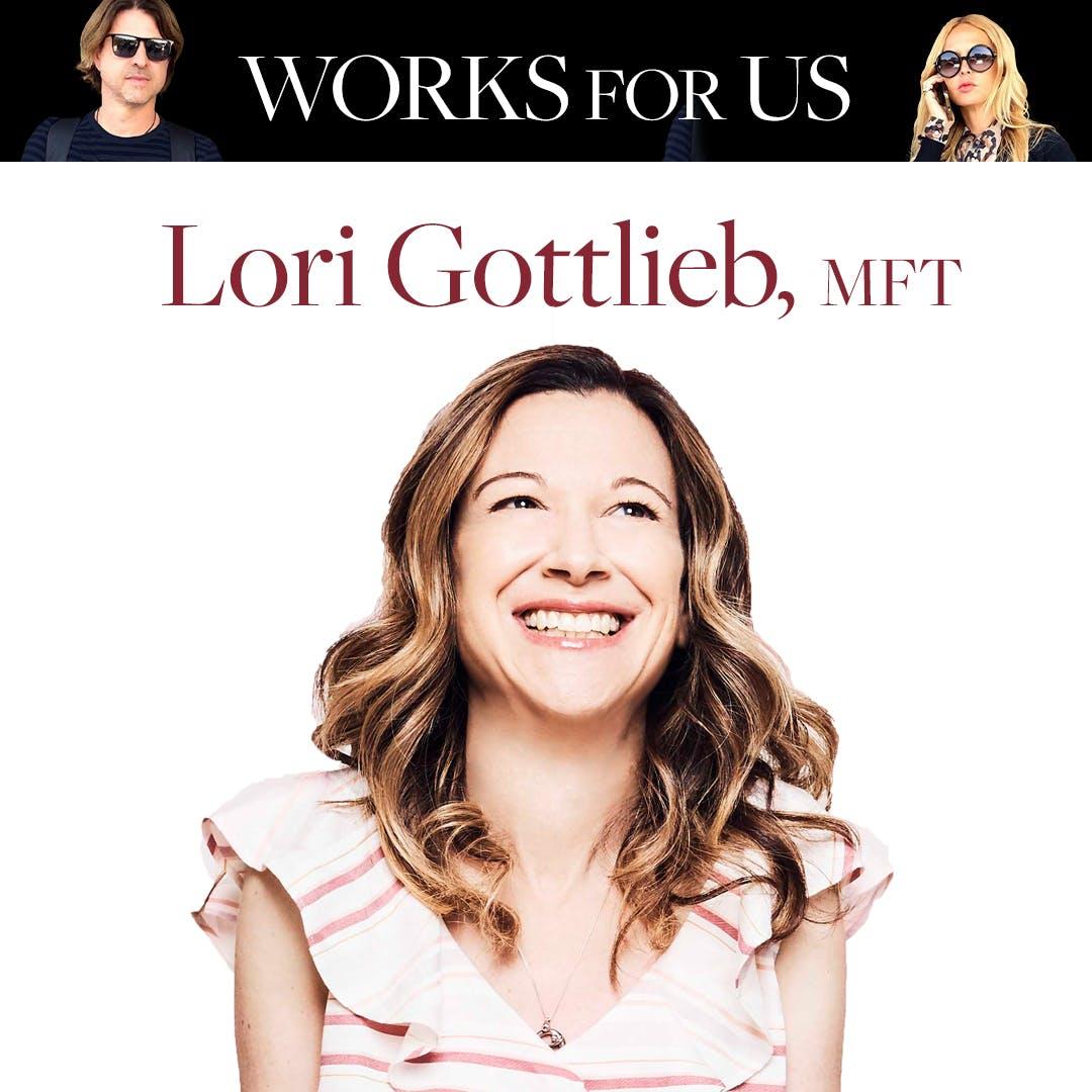 Lori Gottlieb, MFT