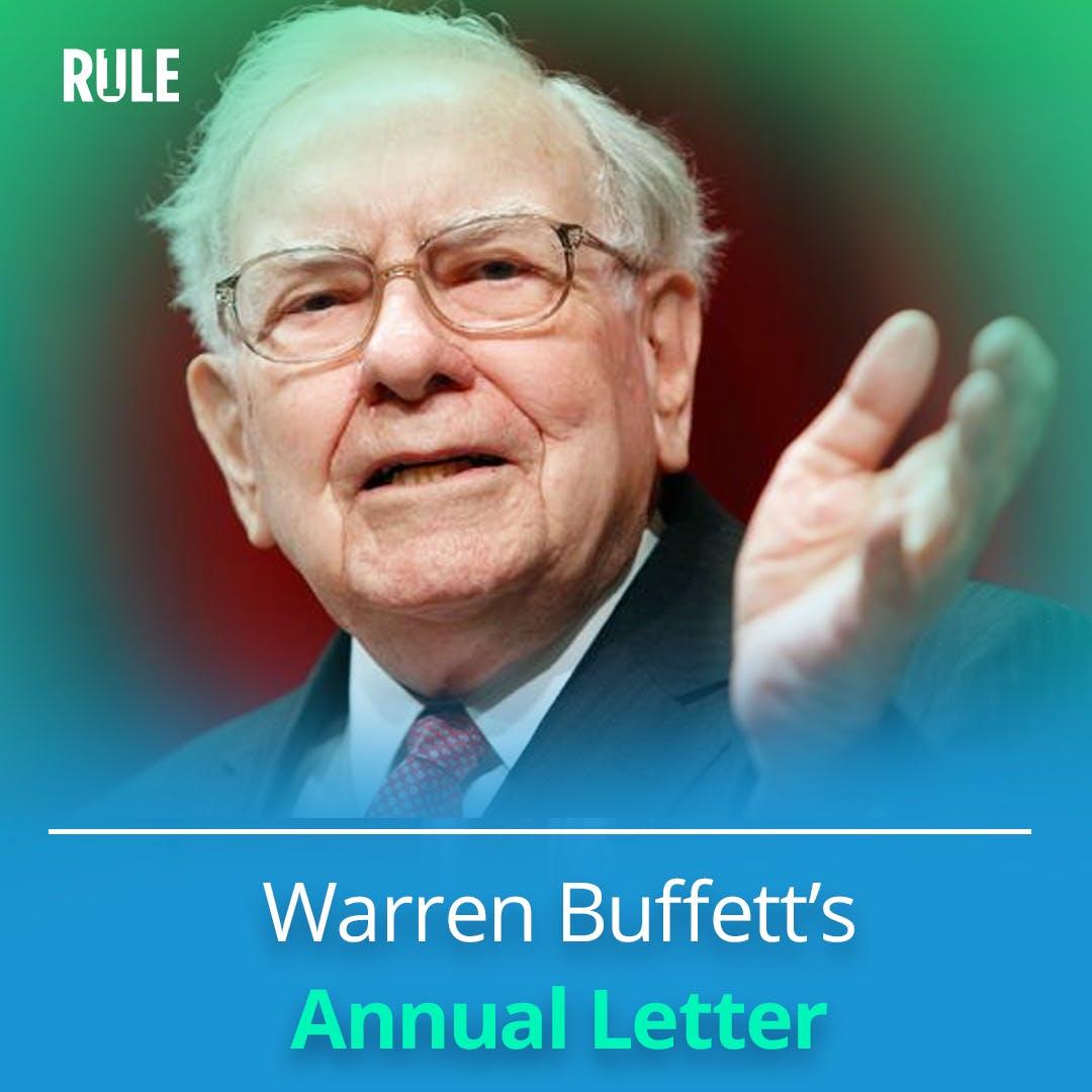306- Berkshire Hathaway Annual Letter Recap