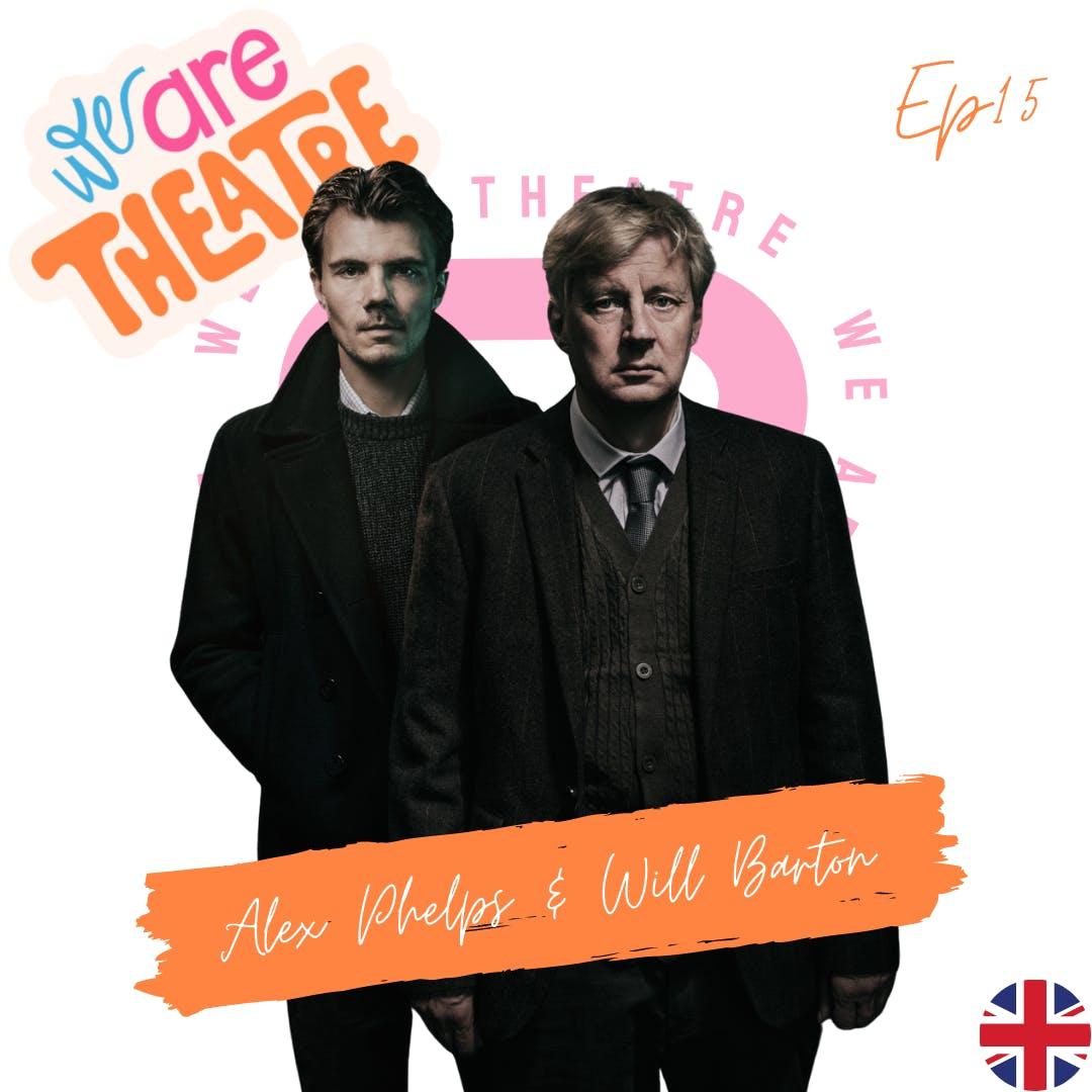 Episode 15 - When Darkness Falls - Alex Phelps & Will Barton