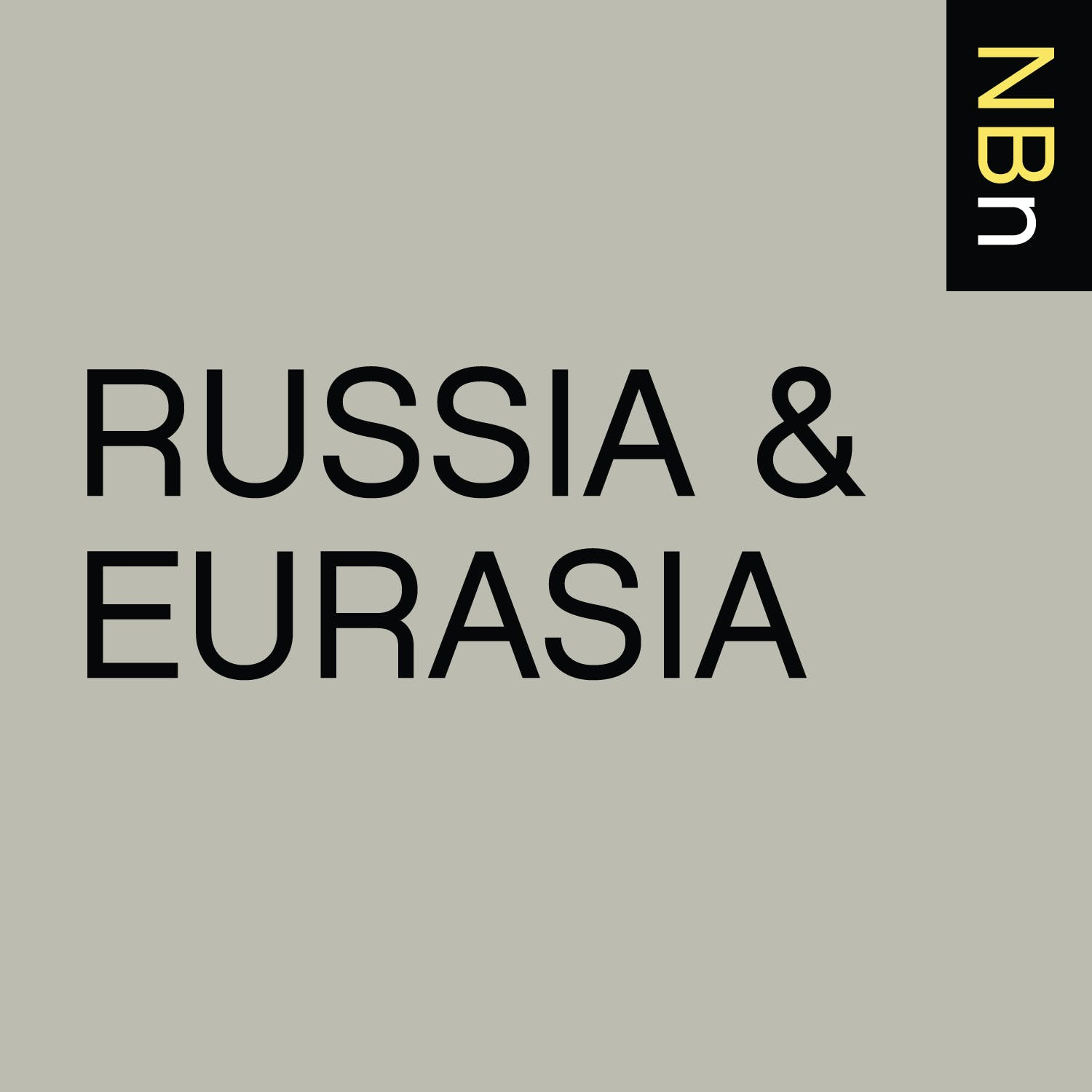 New Books in Russian and Eurasian Studies podcast tile