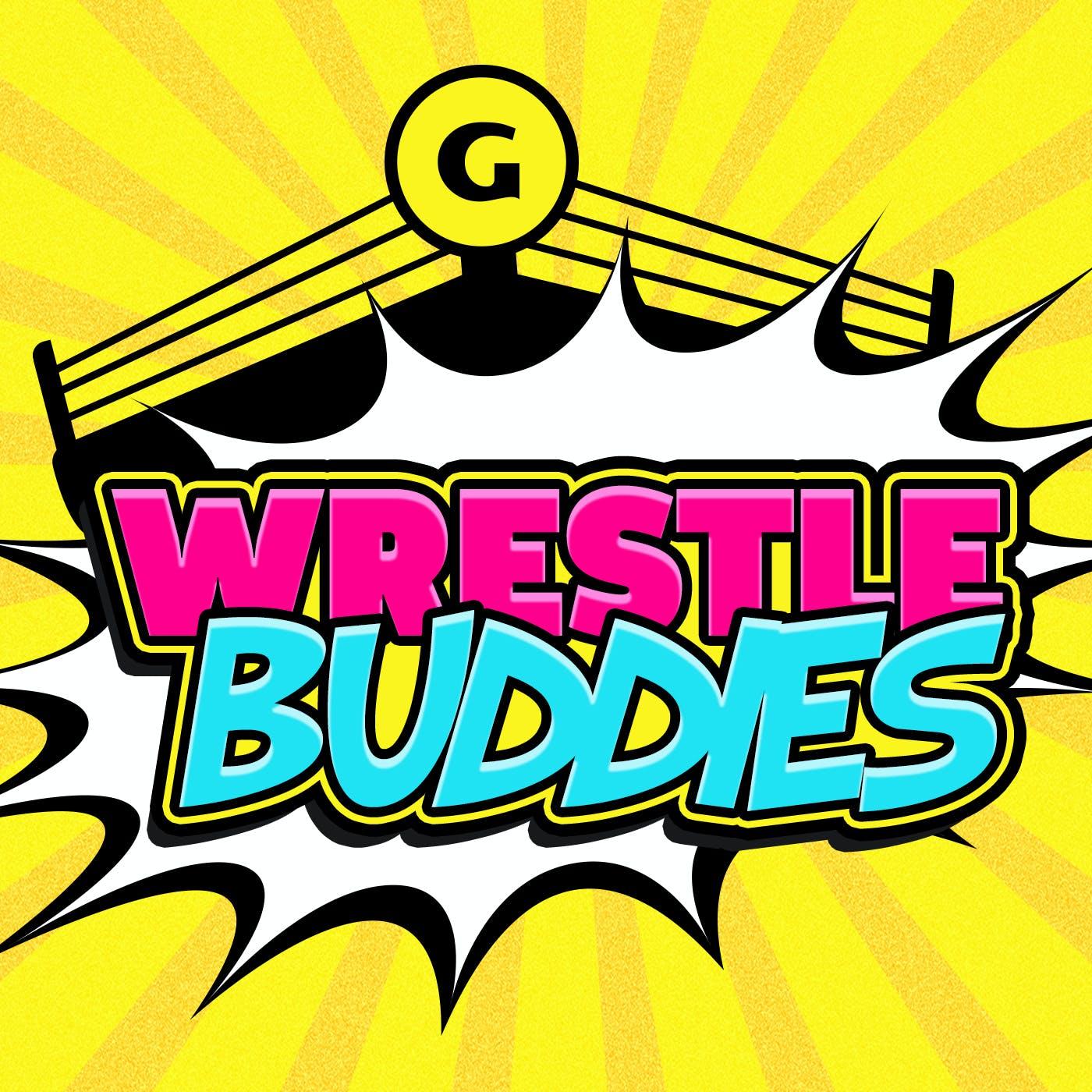Wrestle Buddies podcast show image