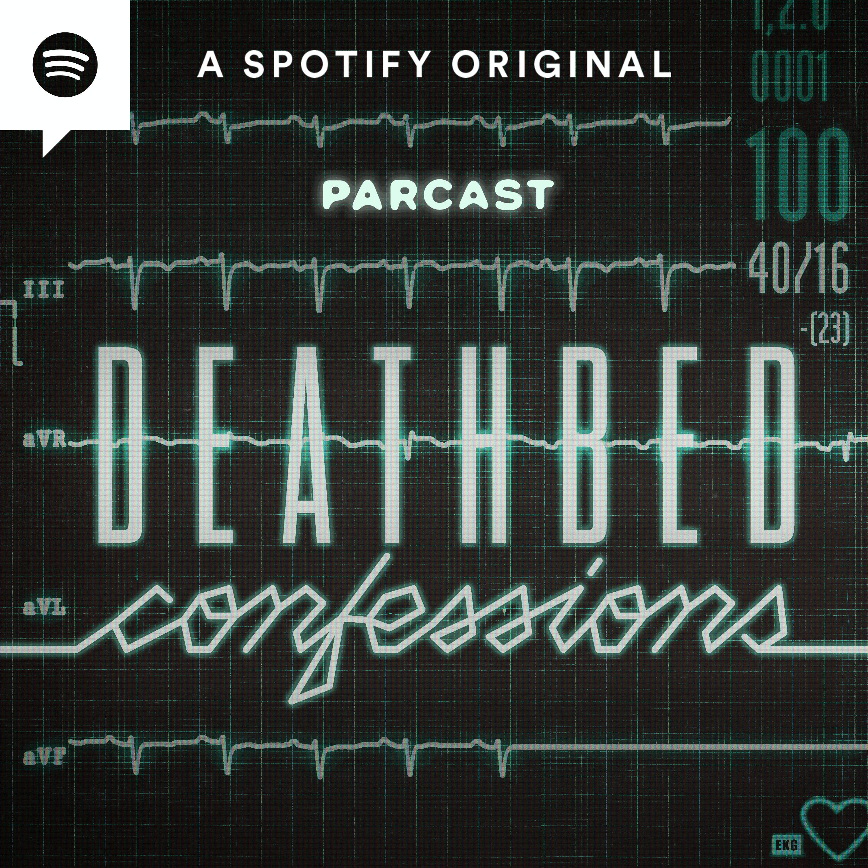 Introducing: Deathbed Confessions