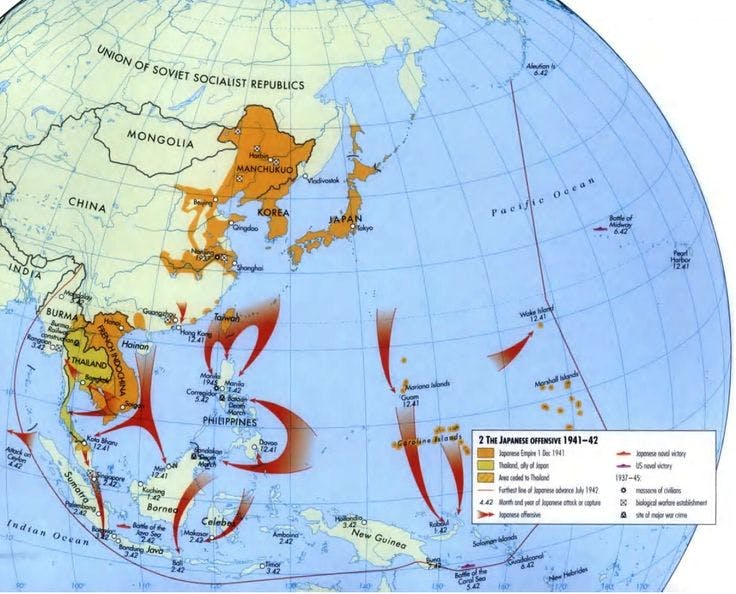 Episode 249-Japan Enters the War