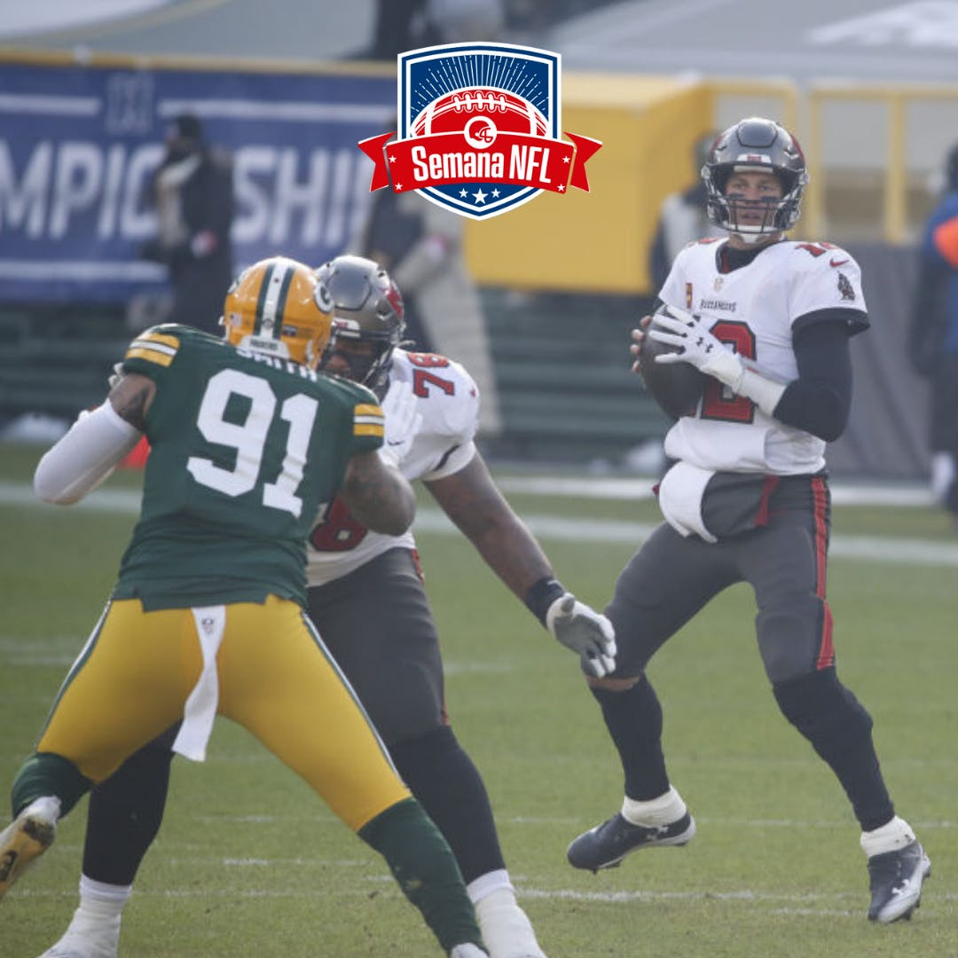 Semana NFL #14 - Buccaneers, Packers, Rams... Os Favoritos na Conferência Nacional