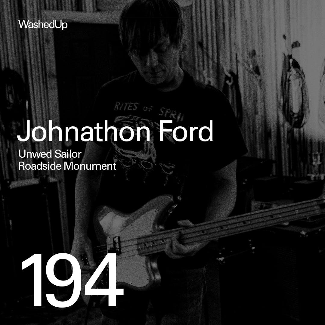 #194 - Johnathon Ford (Unwed Sailor, Roadside Monument)