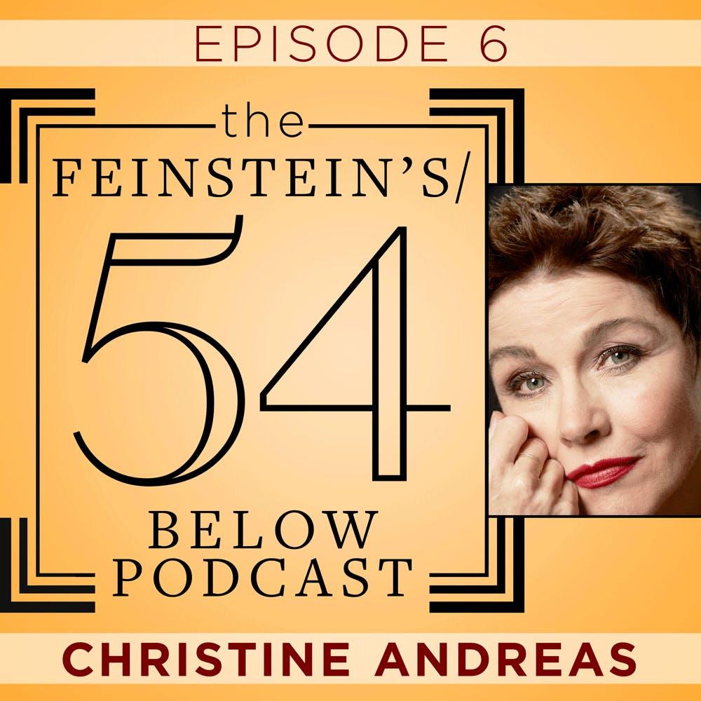 Episode 6: CHRISTINE ANDREAS