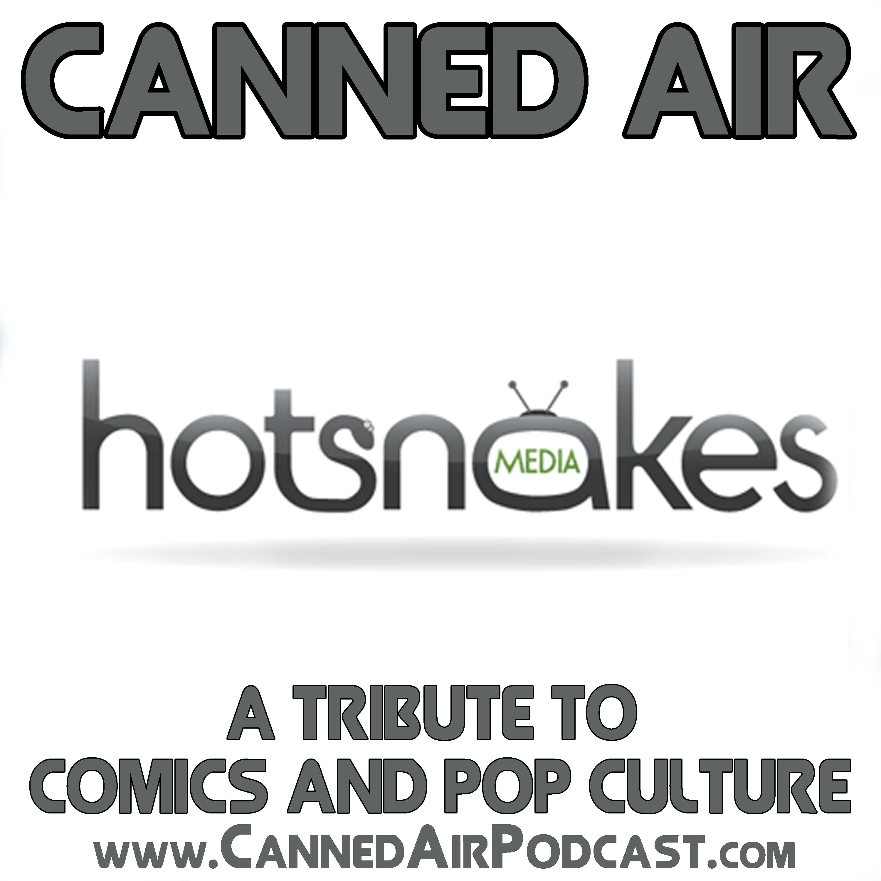 Canned Air #399 Hot Snakes Media