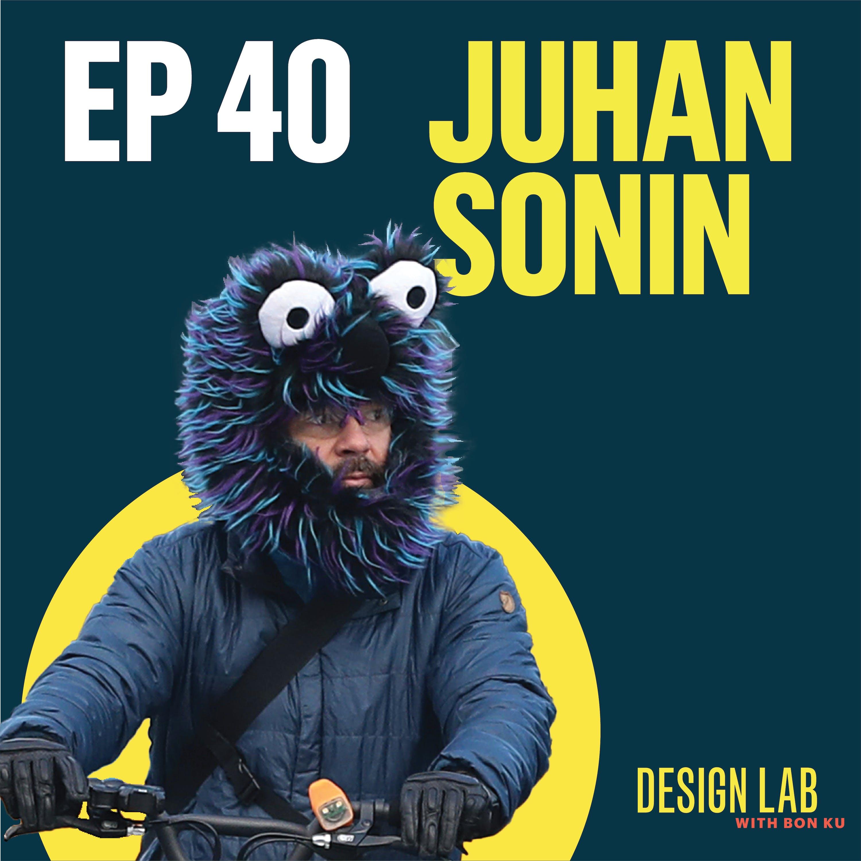 EP 40: Designing Open Source Healthcare | Juhan Sonin
