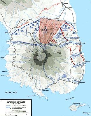 Episode 327-The Fall of Bataan