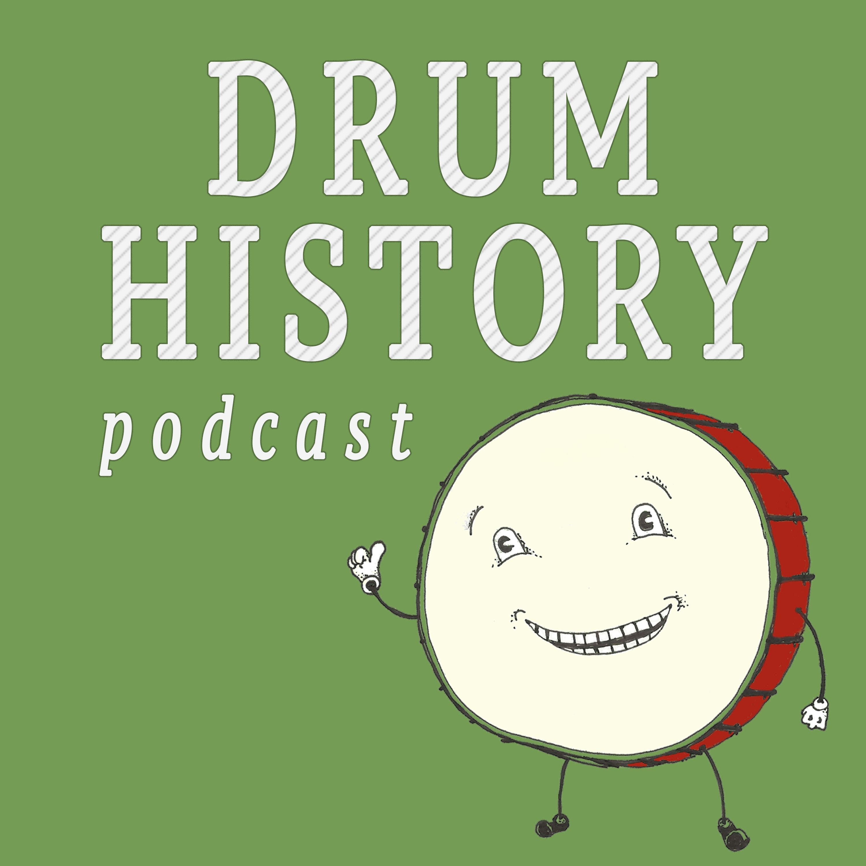 The History of Drum Endorsements with Rob Cook