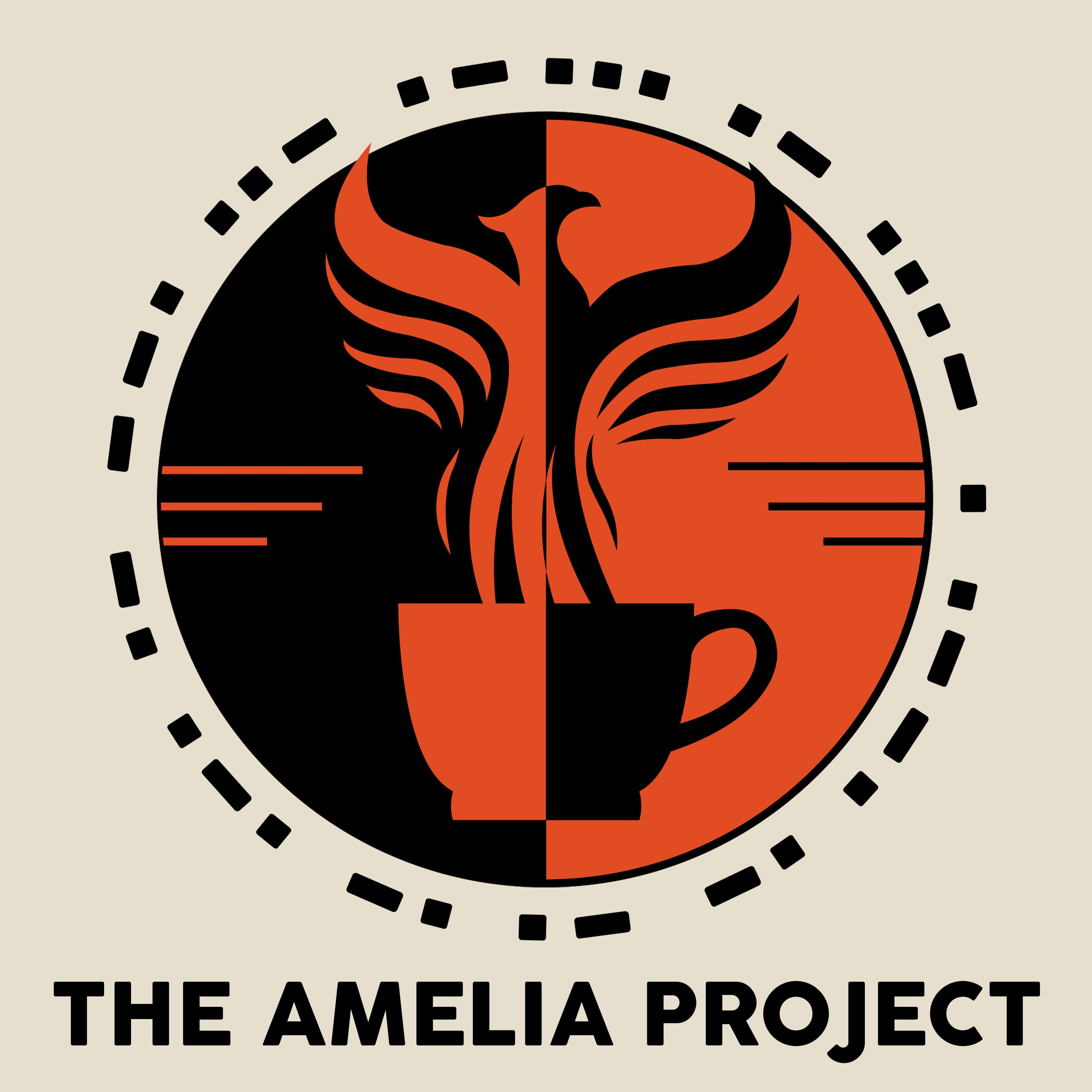 """""""The Amelia Project"""" Podcast"""